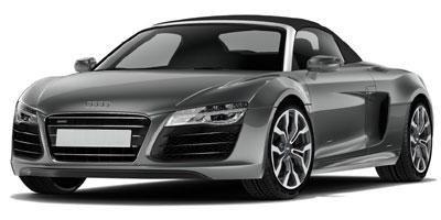 アウディ R8スパイダー 2010年モデル