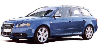 S4アバント 2005年モデル