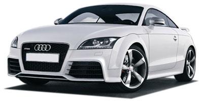 アウディ TTRSクーペ 2010年モデル
