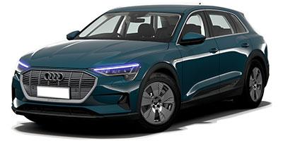 アウディ e-tron 2021年モデル