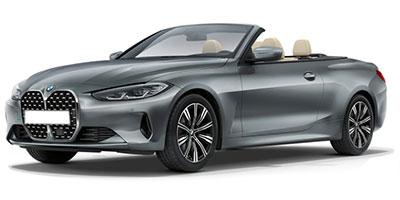 BMW 4シリーズカブリオレ 2021年モデル