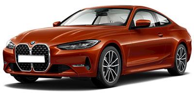 BMW 4シリーズクーペ 2020年モデル