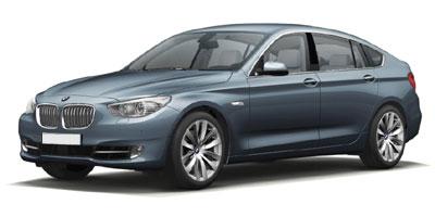 BMW 5シリーズグランツーリスモ 2009年モデル