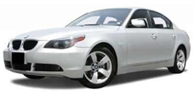 BMW 5シリーズサルーン 2003年モデル