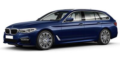 BMW 5シリーズツーリング 2017年モデル