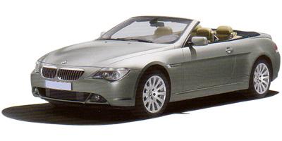 6シリーズカブリオレ 2004年モデル