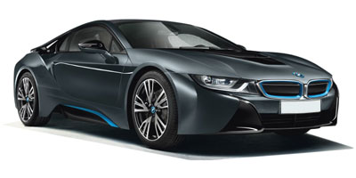 BMW i8 2014年モデル