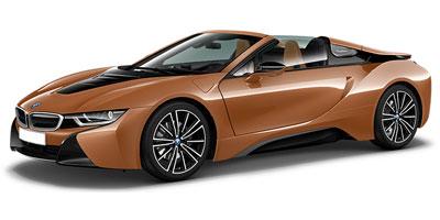 BMW i8ロードスター 2018年モデル