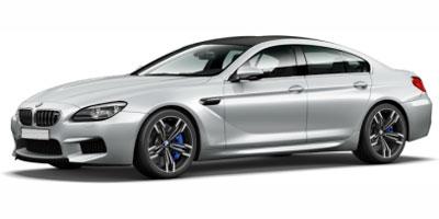 BMW M6グランクーペ 2013年モデル