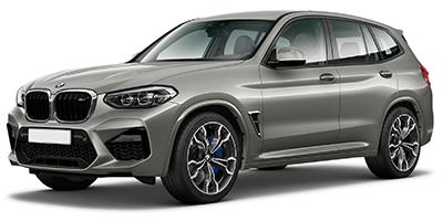 BMW X3M 2019年モデル