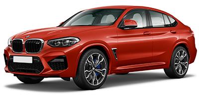 BMW X4M 2019年モデル