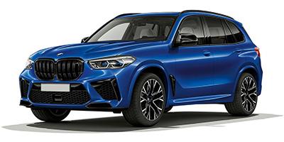 BMW X5M 2020年モデル