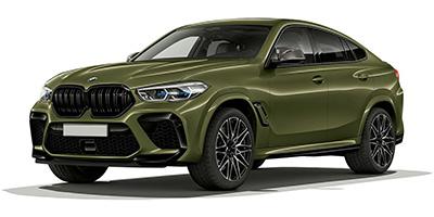 BMW X6M 2020年モデル