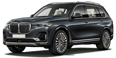 BMW X7 2019年モデル