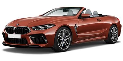 BMW M8カブリオレ 2019年モデル