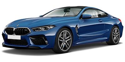 BMW M8クーペ 2019年モデル