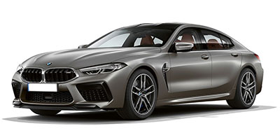 BMW M8グランクーペ 2020年モデル