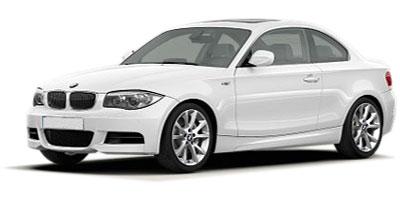 BMW 1シリーズクーペ 2008年モデル