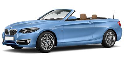 BMW 2シリーズカブリオレ 2015年モデル