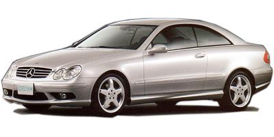 メルセデス・ベンツ CLKクラス 2003年モデル