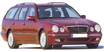Eクラスステーションワゴン 1996年モデル