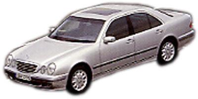Eクラスセダン 1995年モデル