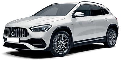 メルセデス・ベンツ GLA 2020年モデル