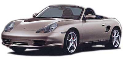 ボクスター 1996年モデル