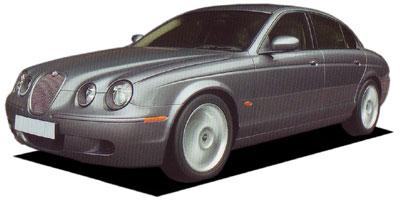 ジャガー Sタイプ 1999年モデル