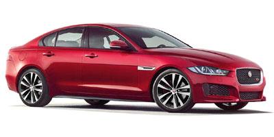 ジャガー XE 2015年モデル