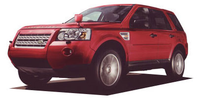 ランドローバー フリーランダー2 2007年モデル