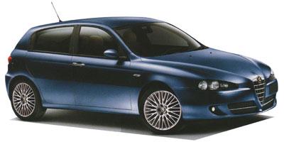 アルファロメオ 147 2002年モデル