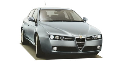 アルファロメオ 159 2006年モデル