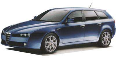アルファロメオ 159スポーツワゴン 2007年モデル