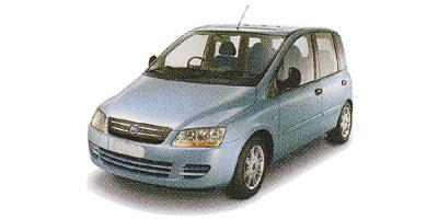 フィアット ムルティプラ 2004年モデル