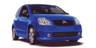 シトロエン C2 2004年モデル