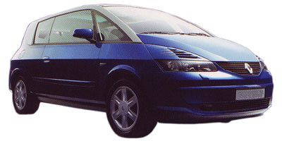 ルノー アヴァンタイム 2002年モデル