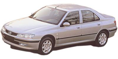 プジョー 406 1998年モデル