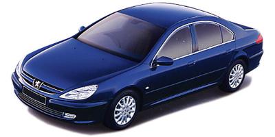 プジョー 607 2001年モデル