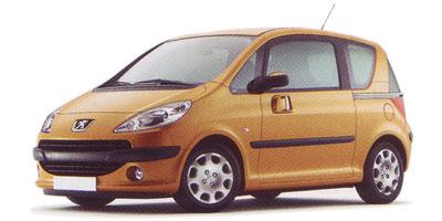 プジョー 1007 2006年モデル
